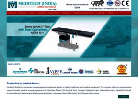 meditech-india.com