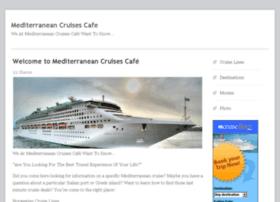 mediterranean-cruises-cafe.com