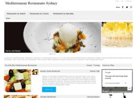 mediterraneanrestaurants.com.au
