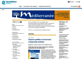 mediterranee.revues.org