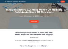 mediummastery.com
