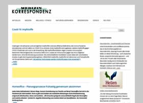 medizinkorrespondenz.de