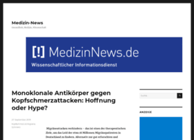 medizinnews.de