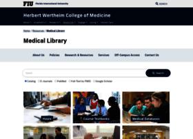 medlib.fiu.edu