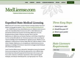 medlicense.com