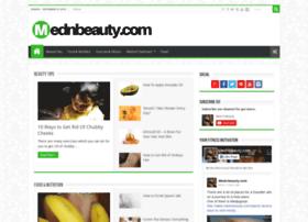 mednbeauty.com