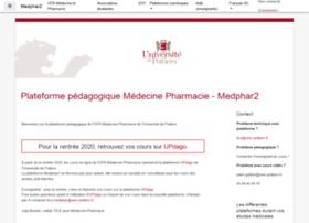 medphar2.univ-poitiers.fr
