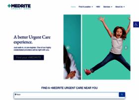 medriteurgentcare.com