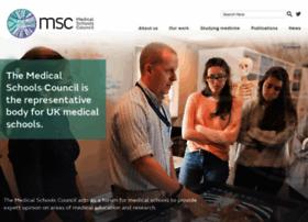 medschools.ac.uk
