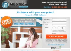 medtech-itsupport.com