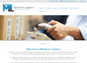 medtechlogistics.com