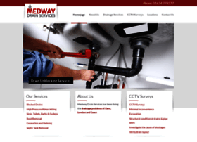 medwaydrainservices.co.uk