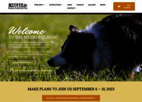meekersheepdog.com