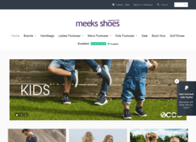 meeksshoes.co.uk