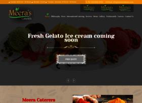 meeracaterers.com