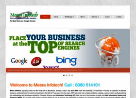 meerainfotech.com