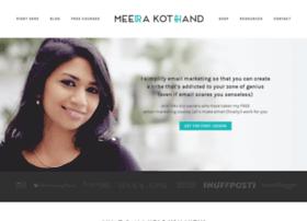 meerakothand.com