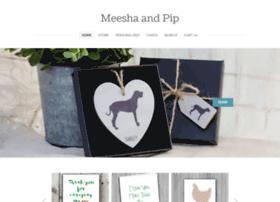 meeshaandpip.com