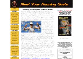 meet-your-running-goals.com