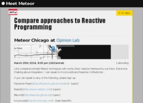 meet.meteor.com
