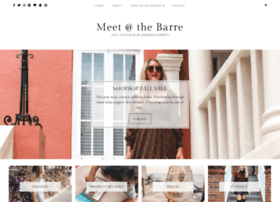 meetatthebarre.blogspot.com