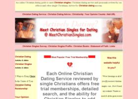meetchristiansingles.com