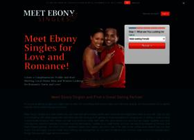 meetebonysingles.com