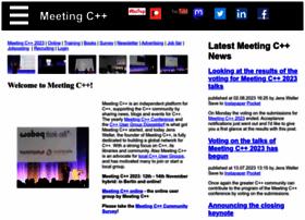 meetingcpp.com