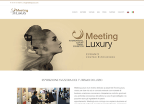 meetingluxury.com