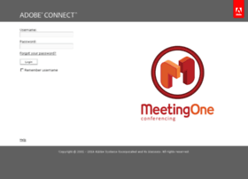 meetingone.adobeconnect.com