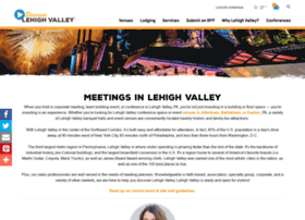 meetings.discoverlehighvalley.com