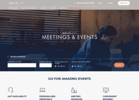 meetings.melia.com