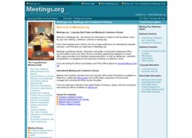 meetings.org