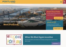 meetings.travelportland.com