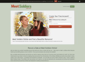 meetsoldiersonline.com
