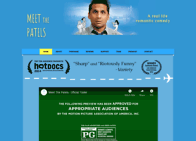 meetthepatelsfilm.com