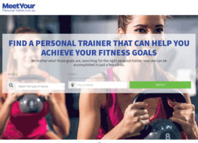 meetyourpersonaltrainer.com.au