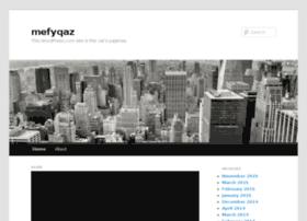 mefyqaz.wordpress.com