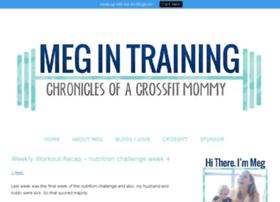 meg-in-training.com