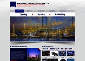 mega-alloy.com