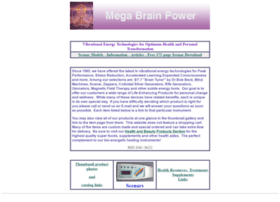 megabrainpower.com