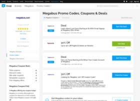 megabus.bluepromocode.com