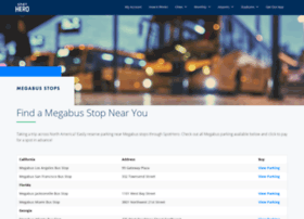 megabus.parkingpanda.com