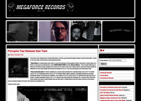 megaforcerecords.com