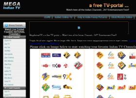 megaindiantv.com