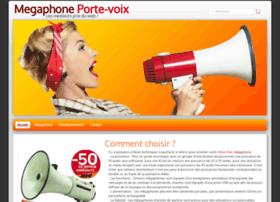 megaphone-porte-voix.com