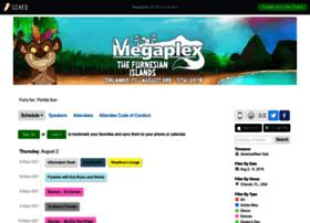 megaplex2018.sched.com