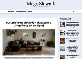 megaslownik.pl