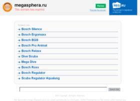 megasphera.ru
