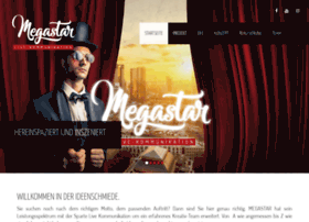 megastar-events.de